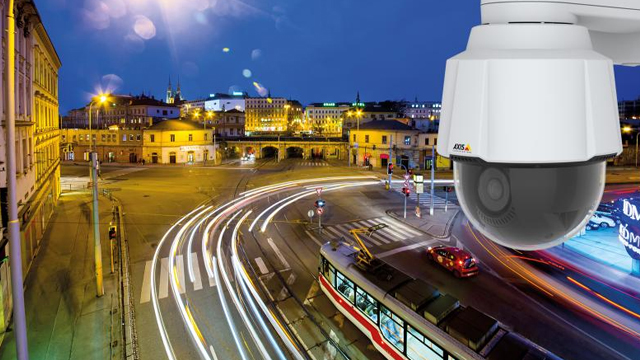 AXIS surveillance solutions