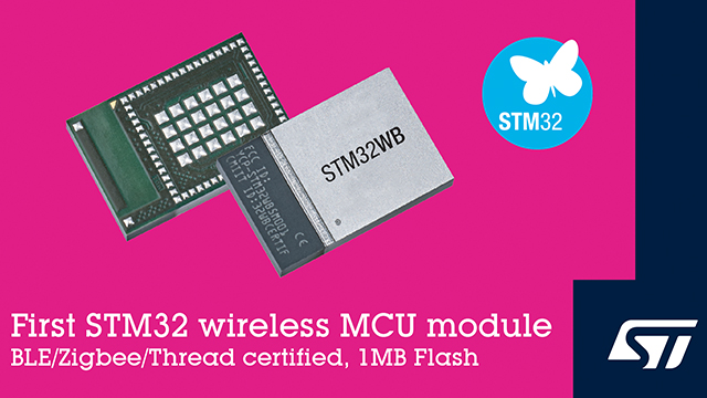 STM32-Wireless-Microcontroller