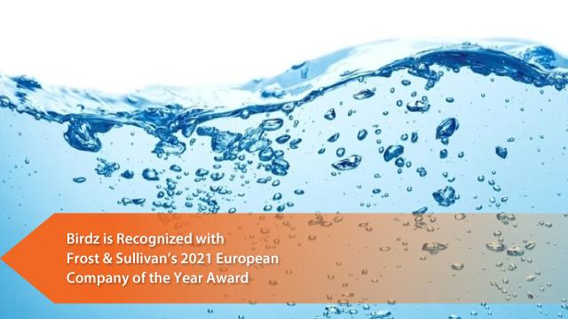 Frost & Sullivan Award 2021