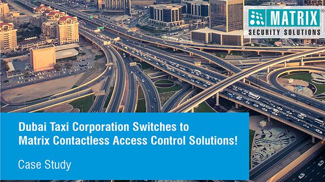 Matrix-Contactless-Control-Solutions