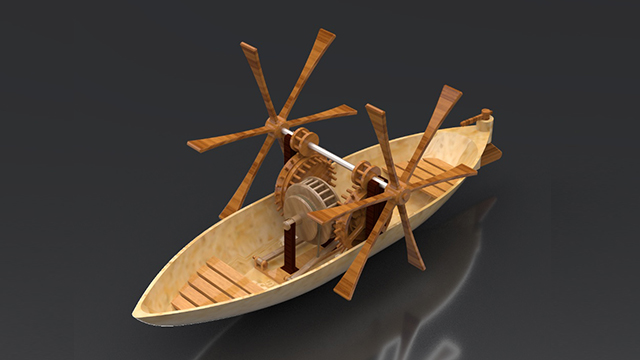 DassaultSystèmes-Paddle-Boat