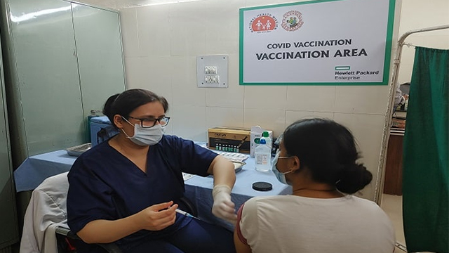 HPE-Vaccination-Centers
