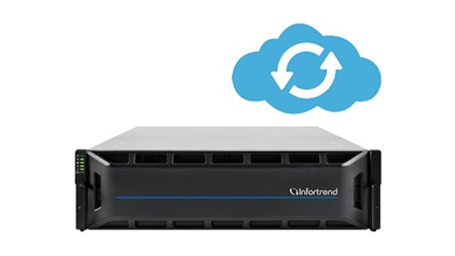 Infortrend-Storage-Solution