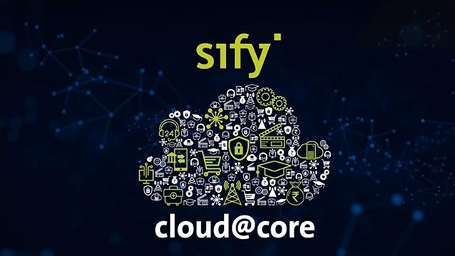 Sify cloud@core