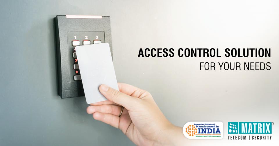 Matrix-Access- Control Solutions